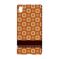 Floral Seamless Pattern Vector Sony Xperia Z3+