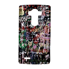 Graffiti Wall Pattern Background Lg G4 Hardshell Case by Nexatart
