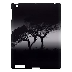 Sunset Apple Ipad 3/4 Hardshell Case by Valentinaart