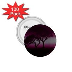Sunset 1 75  Buttons (100 Pack)  by Valentinaart