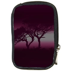 Sunset Compact Camera Cases by Valentinaart