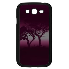 Sunset Samsung Galaxy Grand Duos I9082 Case (black) by Valentinaart