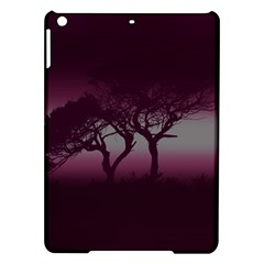 Sunset Ipad Air Hardshell Cases by Valentinaart