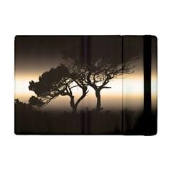 Sunset Apple Ipad Mini Flip Case by Valentinaart