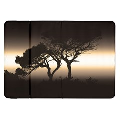 Sunset Samsung Galaxy Tab 8 9  P7300 Flip Case by Valentinaart