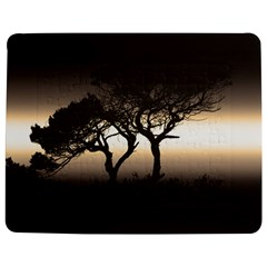 Sunset Jigsaw Puzzle Photo Stand (rectangular) by Valentinaart