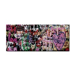 Graffiti Wall Pattern Background Cosmetic Storage Cases