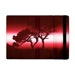 Sunset Apple Ipad Mini Flip Case by Valentinaart