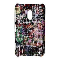 Graffiti Wall Pattern Background Nokia Lumia 620