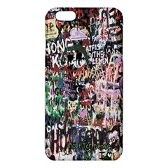 Graffiti Wall Pattern Background Iphone 6 Plus/6s Plus Tpu Case by Nexatart