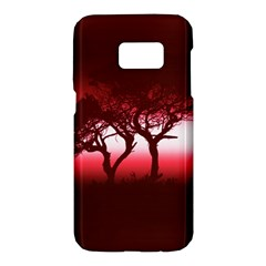 Sunset Samsung Galaxy S7 Hardshell Case