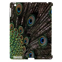 Close Up Of Peacock Feathers Apple Ipad 3/4 Hardshell Case (compatible With Smart Cover) by Nexatart