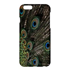 Close Up Of Peacock Feathers Apple Iphone 6 Plus/6s Plus Hardshell Case