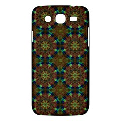 Seamless Abstract Peacock Feathers Abstract Pattern Samsung Galaxy Mega 5 8 I9152 Hardshell Case