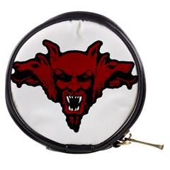Dracula Mini Makeup Bags by Valentinaart