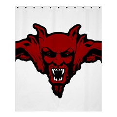 Dracula Shower Curtain 60  X 72  (medium)  by Valentinaart