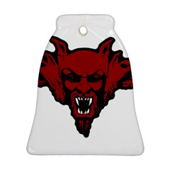 Dracula Ornament (bell) by Valentinaart