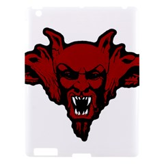 Dracula Apple Ipad 3/4 Hardshell Case by Valentinaart