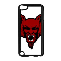 Dracula Apple Ipod Touch 5 Case (black) by Valentinaart