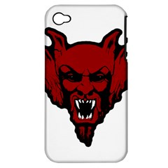 Dracula Apple Iphone 4/4s Hardshell Case (pc+silicone) by Valentinaart
