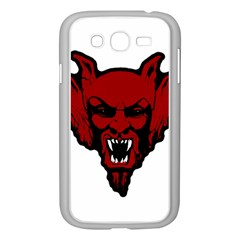 Dracula Samsung Galaxy Grand Duos I9082 Case (white) by Valentinaart