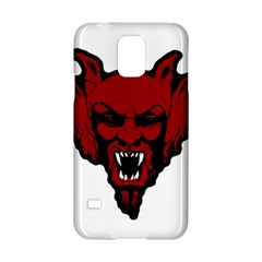 Dracula Samsung Galaxy S5 Hardshell Case  by Valentinaart