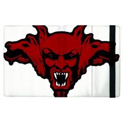Dracula Apple Ipad Pro 12 9   Flip Case by Valentinaart