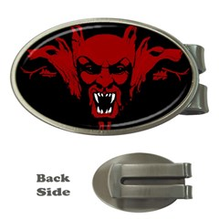 Dracula Money Clips (oval)  by Valentinaart