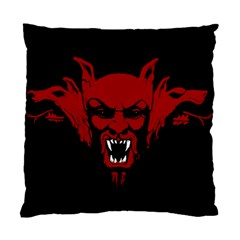 Dracula Standard Cushion Case (two Sides) by Valentinaart