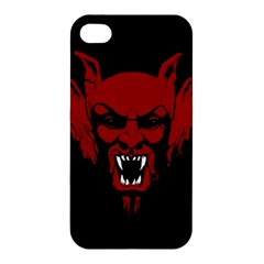 Dracula Apple Iphone 4/4s Premium Hardshell Case by Valentinaart