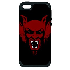Dracula Apple Iphone 5 Hardshell Case (pc+silicone)