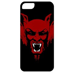 Dracula Apple Iphone 5 Classic Hardshell Case by Valentinaart