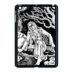 Vampire  Apple Ipad Mini Case (black) by Valentinaart