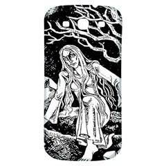Vampire  Samsung Galaxy S3 S Iii Classic Hardshell Back Case by Valentinaart