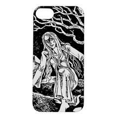 Vampire  Apple Iphone 5s/ Se Hardshell Case by Valentinaart
