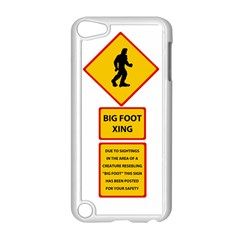 Bigfoot Apple Ipod Touch 5 Case (white) by Valentinaart