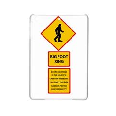 Bigfoot Ipad Mini 2 Hardshell Cases by Valentinaart