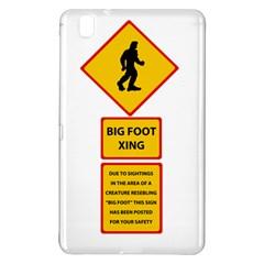 Bigfoot Samsung Galaxy Tab Pro 8 4 Hardshell Case by Valentinaart