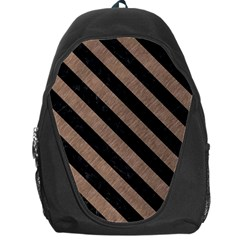 STR3 BK-MRBL BR-PNCL (R) Backpack Bag by trendistuff