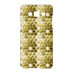 Cleopatras Gold Samsung Galaxy A5 Hardshell Case  by psweetsdesign