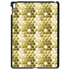 Cleopatras Gold Apple Ipad Pro 9 7   Black Seamless Case by psweetsdesign