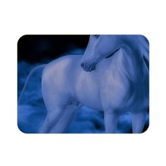 Magical Unicorn Double Sided Flano Blanket (mini)  by KAllan