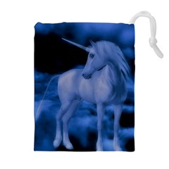 Magical Unicorn Drawstring Pouches (extra Large) by KAllan