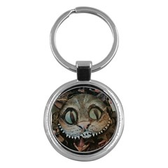 Cheshire Cat Key Chains (round)  by KAllan