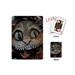 Cheshire Cat Playing Cards (mini)  by KAllan