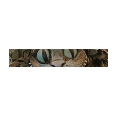 Cheshire Cat Flano Scarf (mini) by KAllan