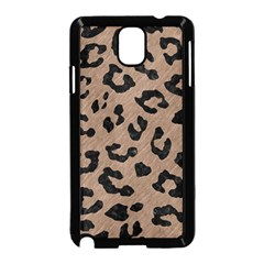 Skin5 Black Marble & Brown Colored Pencil Samsung Galaxy Note 3 Neo Hardshell Case (black) by trendistuff