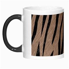 Skin3 Black Marble & Brown Colored Pencil (r) Morph Mug by trendistuff