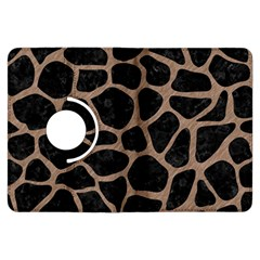 Skin1 Black Marble & Brown Colored Pencil (r) Kindle Fire Hdx Flip 360 Case by trendistuff