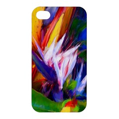 Palms02 Apple Iphone 4/4s Premium Hardshell Case by psweetsdesign